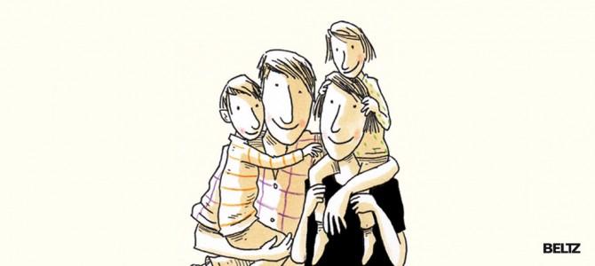 """Das Elternbuch: """"Wie Kinder geborgen aufwachsen und stark werden"""""""