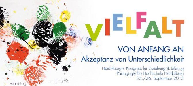 Heidelberger Kongress für Erziehung und Bildung im September